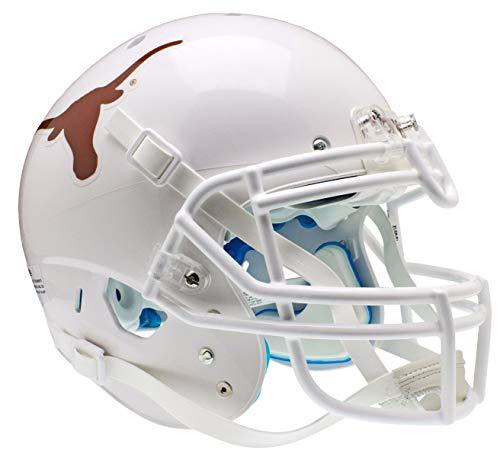 (Schutt NCAA Texas Longhorns Replica XP Football Helmet, Classic)