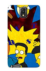 New Arrival Cover Case With Nice Design For Galaxy Note 3- Mythbuster Impson Tyle By Finalverdict