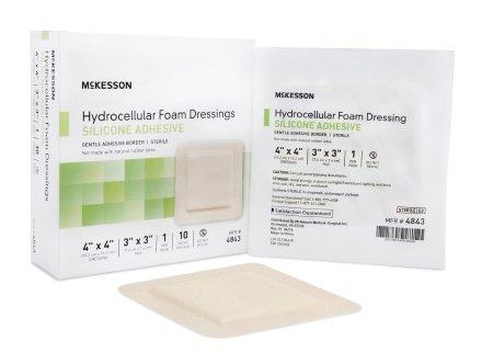 mckesson-hydrocellular-foam-dressing-silicone-adhesive-border-4-x-4-3-x-3-pad