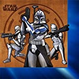 : Star Wars - The Clone Wars Beverage Napkins 16ct