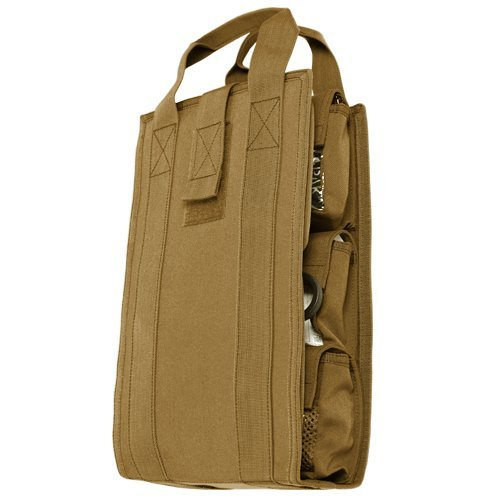 Condor Pack Insert Inster Tactical & Duty Equipment, Coyote Brown (Medic Pack Insert)