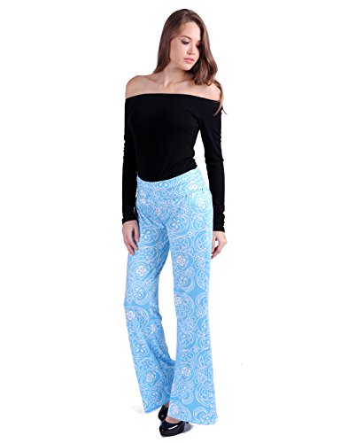 HDE-Womens-Palazzo-Pants-High-Waist-Wide-Leg-Lounge-Pants