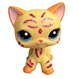 1pc Pet shop LPS toys action figure toys Cartoon Animal Cat dog Figures Collection for Kids Gift