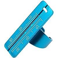Regla de anillo dental para dentista Instrumento
