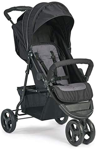 Baby Graco Black Stroller Buggy Puschair Inc Raincover