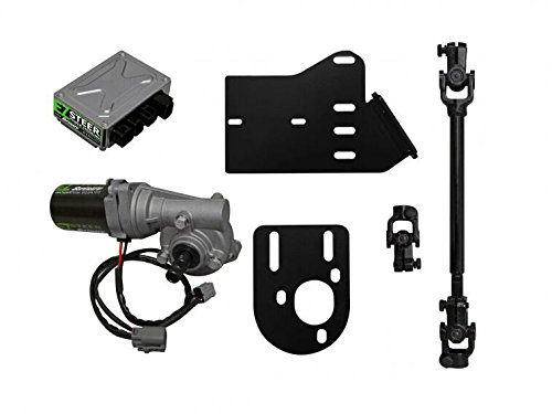 SuperATV Bennche Bighorn 500/700 EZ-STEER Power Steering Kit (2011+) by SuperATV.com