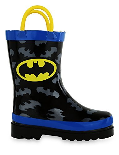 Pictures of DC Comics Kids Boys' Batman Character Printed 4