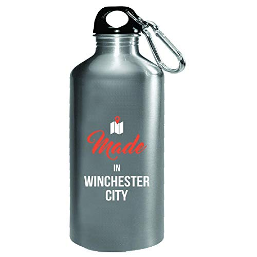 Made In Winchester City County Funny Gift - Water -