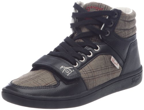 Penguin Original Noir Baskets Mode Obby Homme wYzdndxC8H