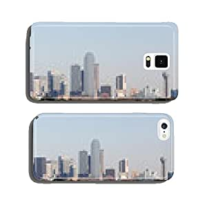 Downtown Dallas, Reunion Tower, Margaret Hunt Bridge cell phone cover case Samsung S5