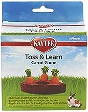 Kaytee Toss & Learn Carrot Game, 277207
