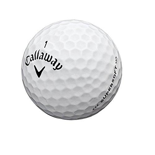 Callaway 2017 Supersoft Golf Balls (One Dozen)