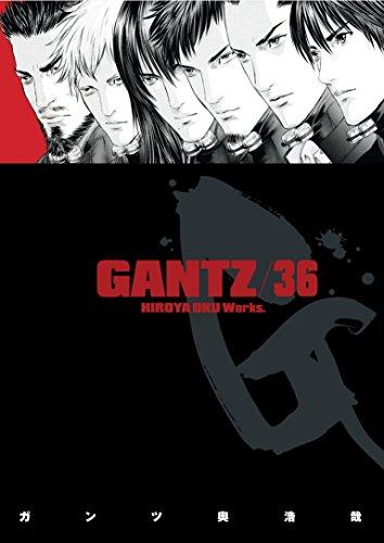 Gantz Volume 36 by Hiroya Oku