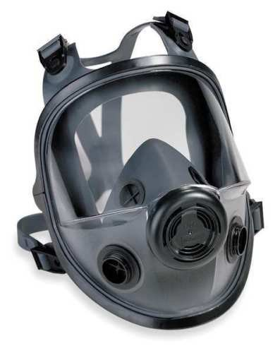 North by Honeywell 068-54001 Series 5400 Full Facepiece Respirator, Medium/Large