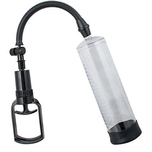 Risingmed Power Pumps, Appareil d'aide à l'érection pour adultes avec 3 manches (S. M, L)
