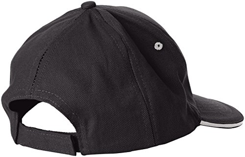 Single sandwhich Amston Seal 5 con Peak Peak Otter Gorra 5 Grey Hombre One béisbol Cap Size with Grey Sandwhich Panel de Size para Regatta Size Cap Amston Light Steel Grey nbsp;Panel Brown Manufacturer Seal Hombre xB6w0Enfq