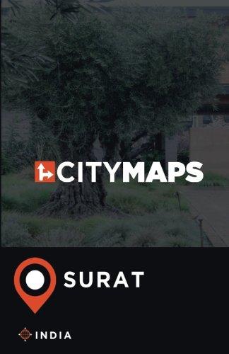 City Maps Surat India