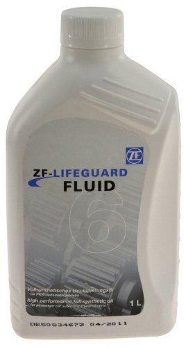 Sachs Auto Trans Fluid Lifeguard 6 - 1 Liter -  W0133-1911653-ZF