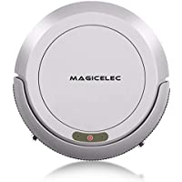 MAGICELEC Automatic Robotic Vacuum Cleaner for Carpet (Grey)