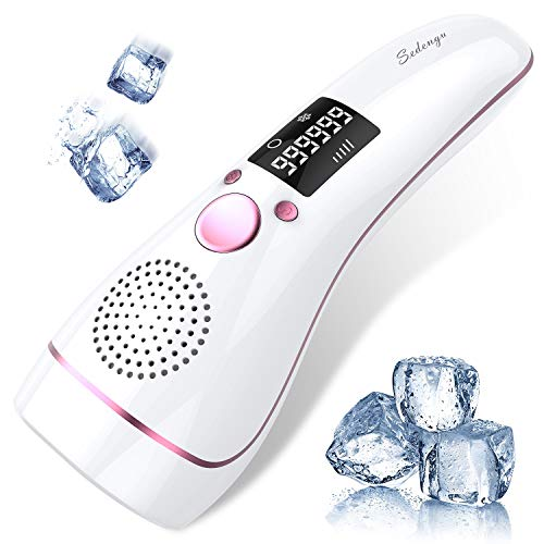 Ice Hair Removal for