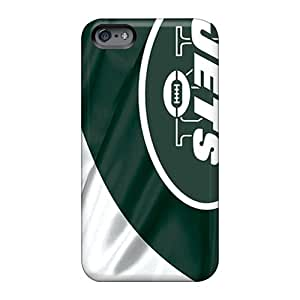 Apple Iphone 6s DnG1798QnmW Customized Nice New York Jets Skin Scratch Resistant Hard Phone Cover -JohnPrimeauMaurice