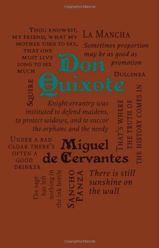 Don Quixote (Word Cloud Classics)