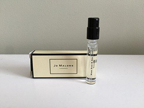Jo Malone London Wood Sage & Sea Salt Cologne, Deluxe Travel Size, .05 oz by Jo Malone