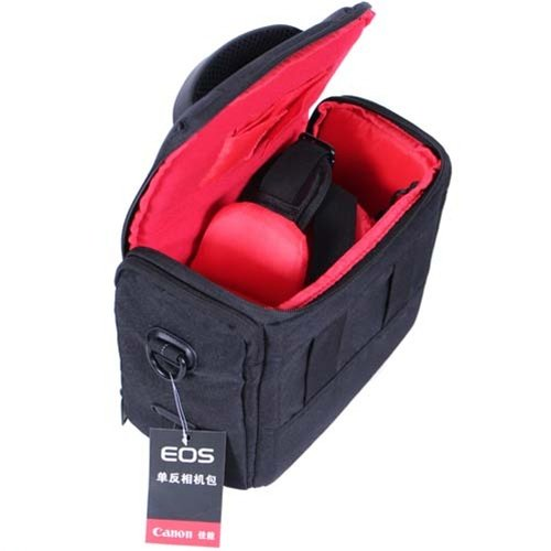 CowboyStudio EOS Carrying Case for Digital SLR Camera with Bonus Rain Cover (EOS Bag)