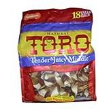 T.F.H. Nylabone Toro Braid Filet Mignon Flavor (2-1/2 inch, 18 Count), My Pet Supplies