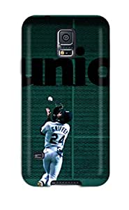 Mary P. Sanders's Shop seattle mariners MLB Sports & Colleges best Samsung Galaxy S5 cases 5659820K434977250