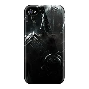 Hot Covers Cases For Iphone/ 4/4s Cases Covers Skin - The Elder Scrolls V Skyrim