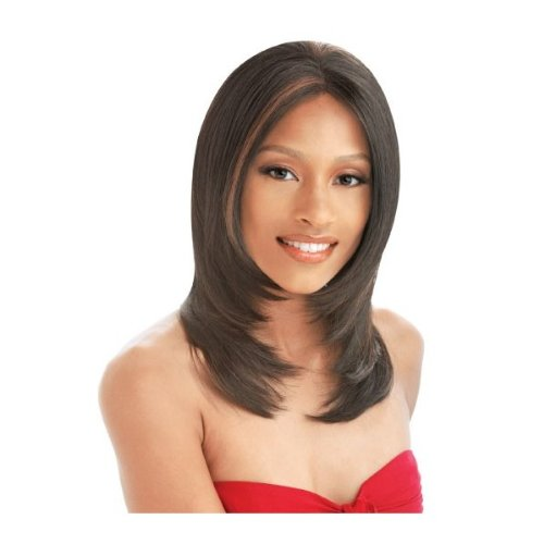 Janet Collection FUTURA Whole Lace Wig - AKA (1 Jet Black)