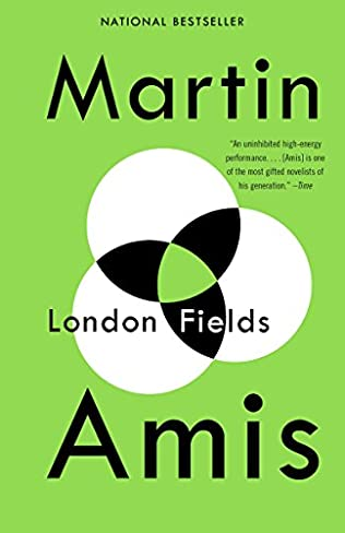 book cover of London Fields