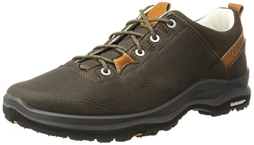 Dark Shoes and Plus Val Brown Low Dark Hiking Trekking 095 La AKU Brown Brown Unisex Adults' w0qTvtpz