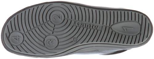 Ganter Giulietta 2-204171, Sneaker donna Nero (Schwarz/Schwarz)