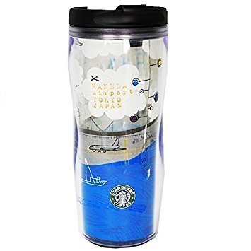 STARBUCKS [is sold only tumbler] Starbucks tumbler Haneda Airport limited JAPAN tokyo-airport 12oz / 350ml