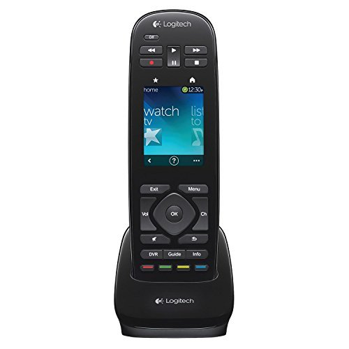 - Logitech Harmony Touch Advanced Remote Control