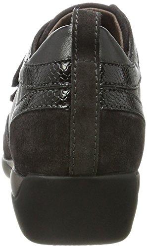 black Velour Stonefly 83 nero Baskets Venus Ii Noir Femme x77tvq8anw