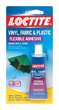 Loctite Vinyl, Plastic, And Fabric Adhesive
