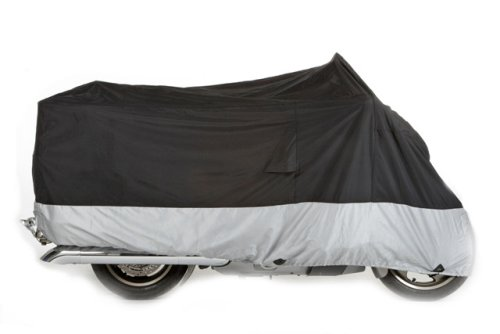 Harley Davidson Heritage Classic Heavy Duty Motorcycle Covers w/ Lock & Cable