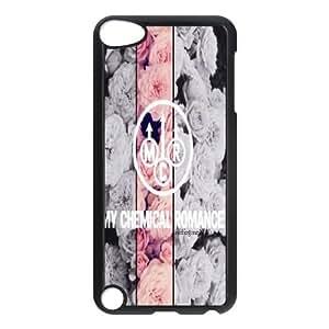 my chemical romance Design Cheap Custom Hard Case Cover for iPod Touch 5, my chemical romance iPod Touch 5 Case