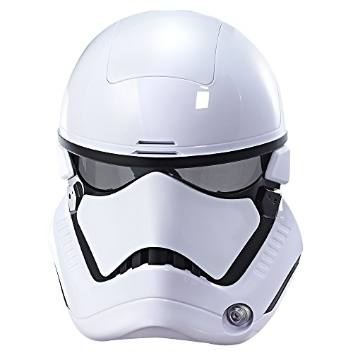 Jedi First Order Stormtrooper Electronic Mask (Jedi Electronic)