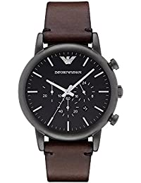 Men's AR1919 Dress Brown Leather Watch