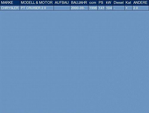 ETS-EXHAUST 2492 Exhaust Intermediate Pipe fits PT CRUISER 2.0 141hp 2000-