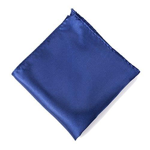 Stylish Tie Pocket or Satin Handkerchief Bow Boy's Set amp; Navy Men's TEqRx