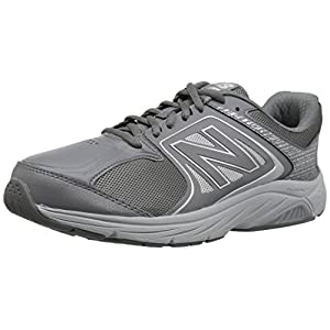 New Balance Women's 847v3 Walking Shoe, Grey, 8.5 B US