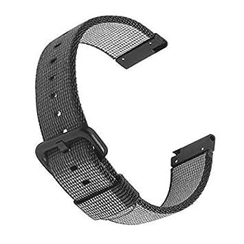 20 mm Xiaomi reloj banda Sikai correa de repuesto de nailon para ...