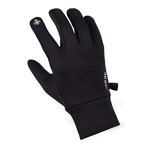 Warm Fleece Winter Running Gloves For Cold Weather Unisex Climbing Non Slip Touch Screen Gloves