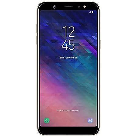 Samsung Galaxy A6 Plus Lte 32gb Sm A605fn Gold Sim Amazon De