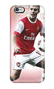 Forever Collectibles Jack Wilshere Hard Snap-on Iphone 6 Plus Case